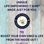 original Creative T shirt Designer handmade Just for You