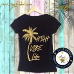 High on Life t shirt women