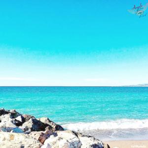beach life marbella spain