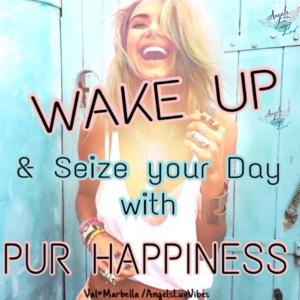 choose happiness, wake up happy, happy life