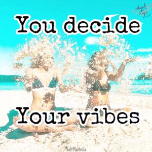 positive vibes quotes, Raise your vibration