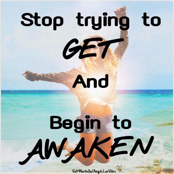 Awakenings and Awareness