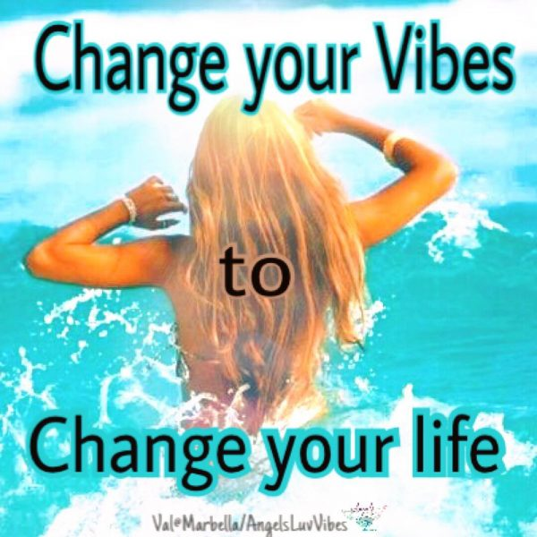 Vibrate higher High Positive Vibes