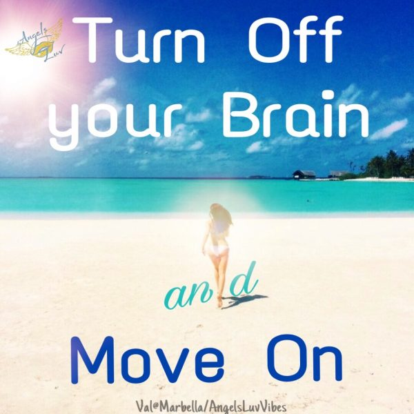 Turn off your mind, Move on