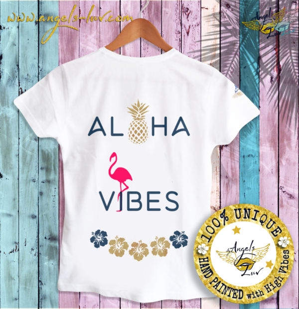 aloha beach girls vibes t shirt