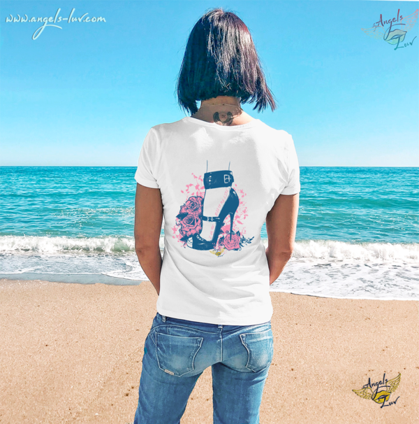 Girl Power Life Inspired t shirt woman