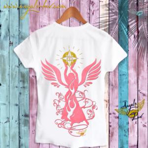 The Goddess T Shirt Wild Women