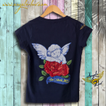 Angel T Shirt, Angel love T shirt, Angel Shirts