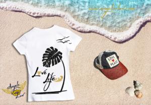 love live unique personalized t shirt women marbella spain