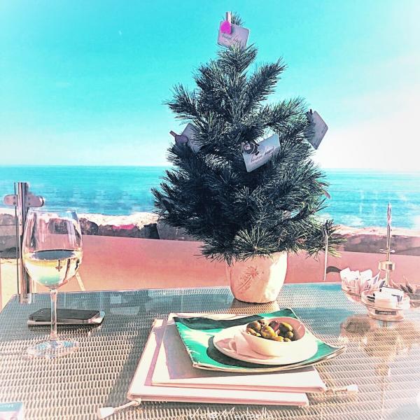 Marbella Beach, Christmas mood