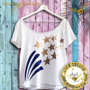 Shooting Star t shirt