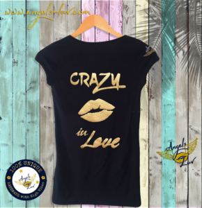 inspired love quotes t shirt women